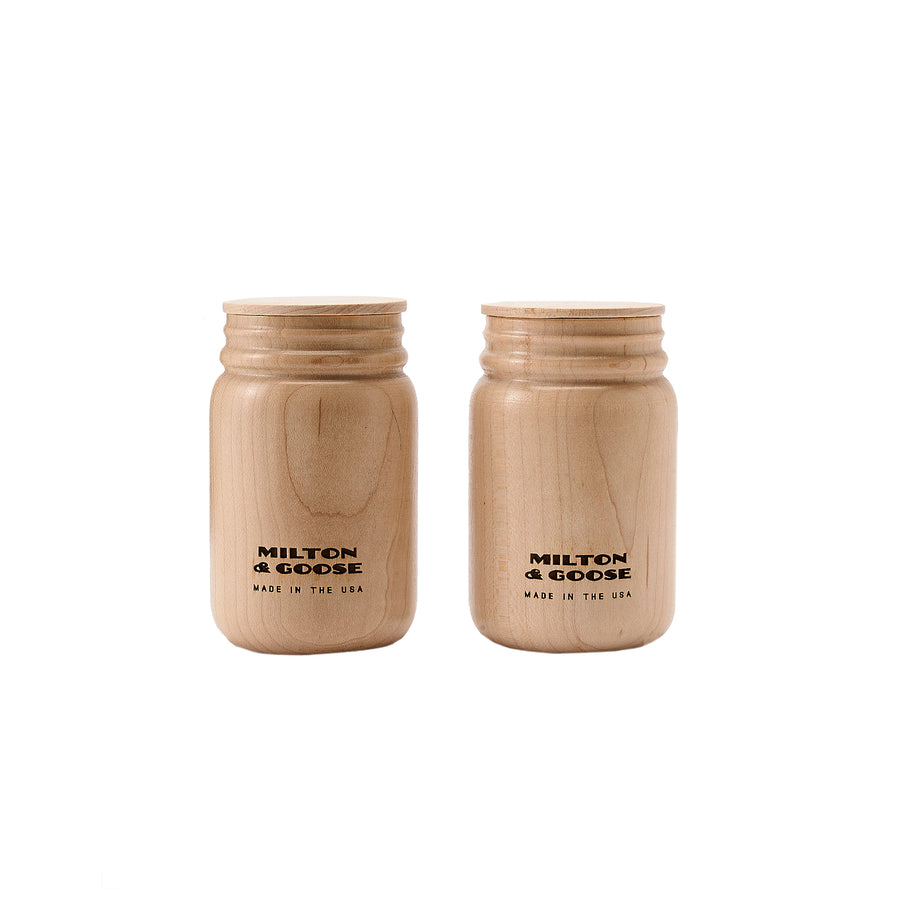M&G Jars, Set of 2