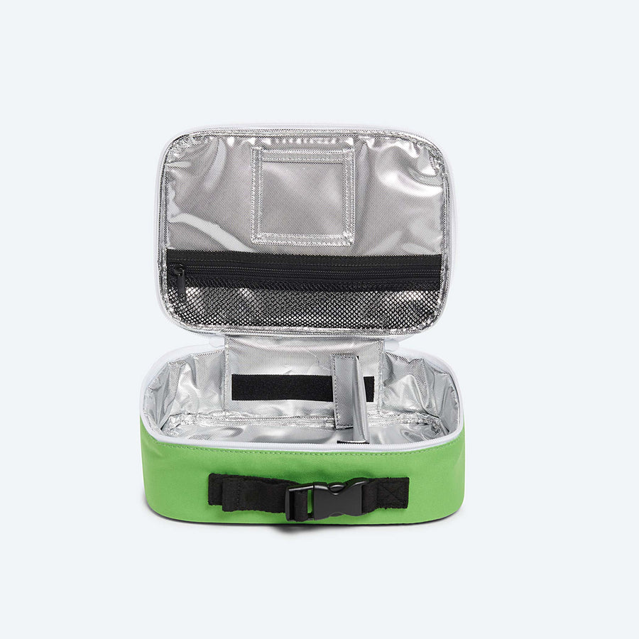 Rodgers Lunch Box / Black + Green