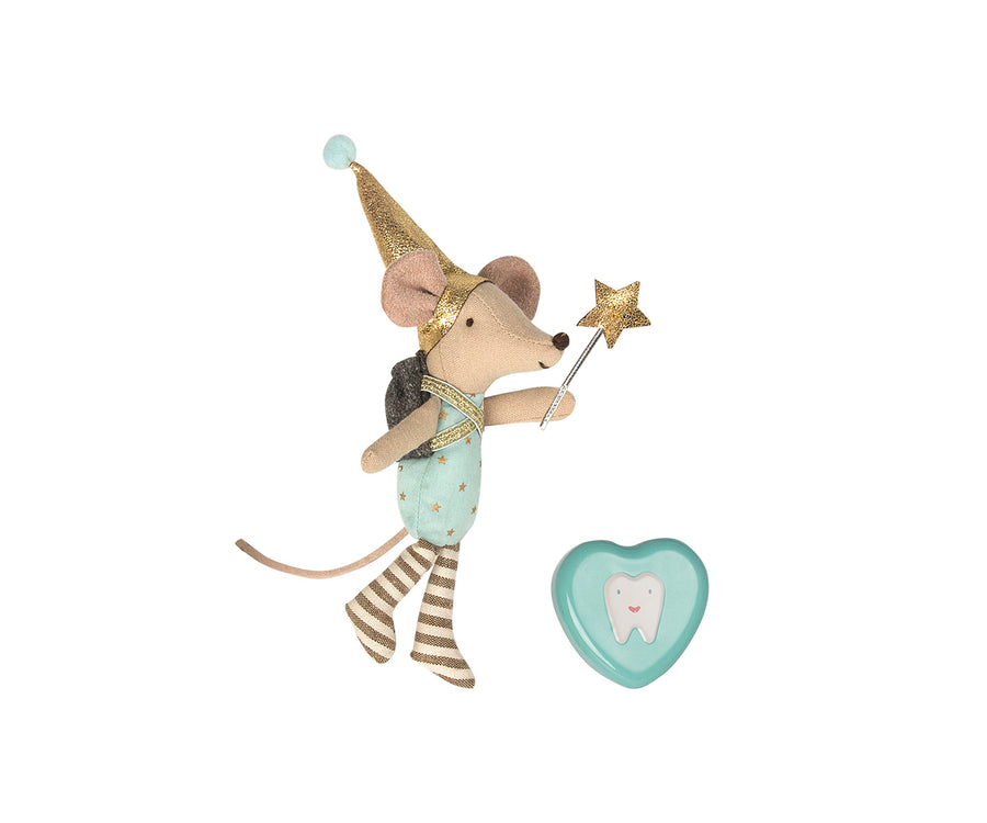 Tooth Fairy Big Brother Mouse