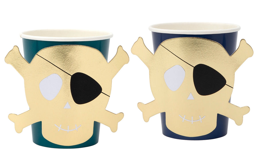 Pirates Bounty Party Cups