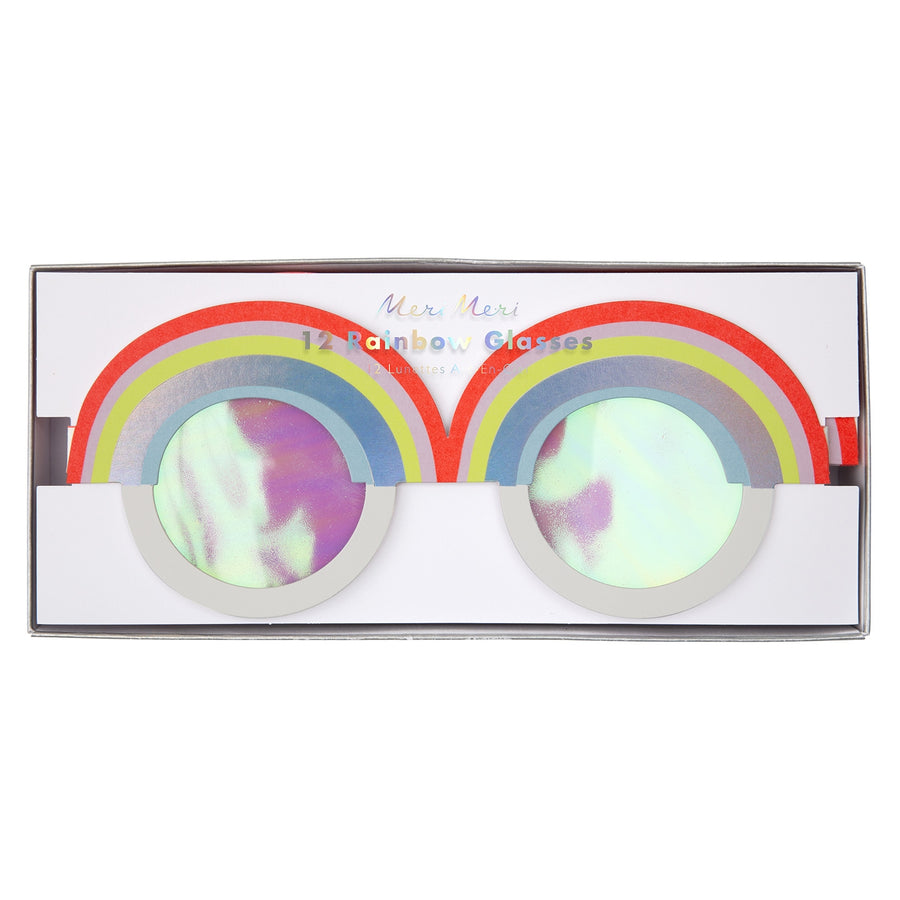 Rainbow Wearable Glasses