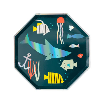 Under The Sea Side Plates