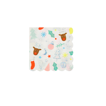 Festive Napkins / Small