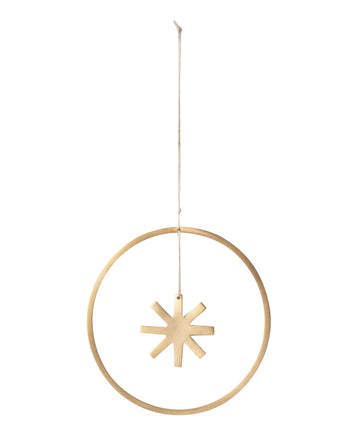 Winterland Brass Star / Large
