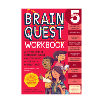 Brain Quest Workbook / Grade 5