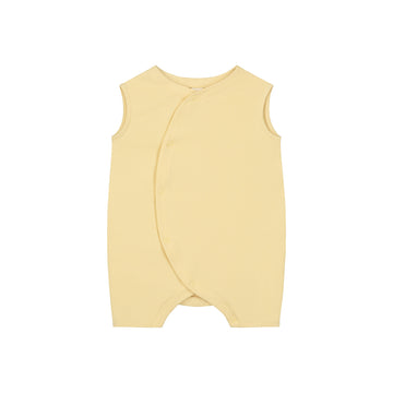 Baby Grow with Snaps / Mellow Yellow