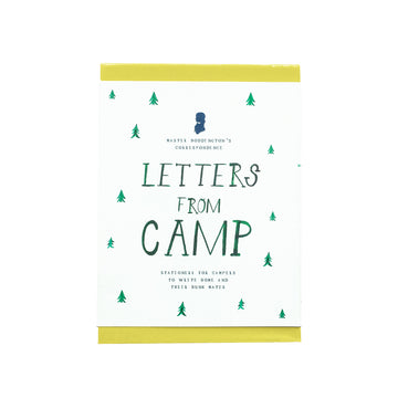 Letters from Camp Writing Kit