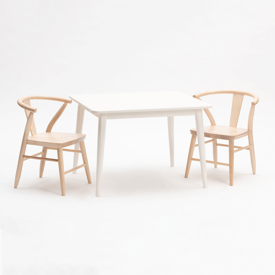 Crescent Chairs / Natural