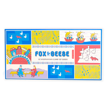 Fox and Geese Game