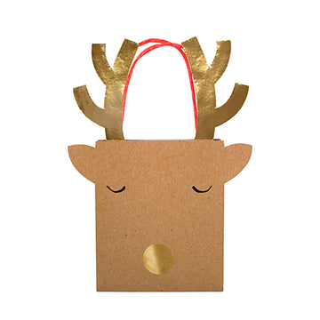 Reindeer Gift Bags / Small
