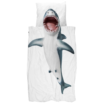 SHARK DUVET COVER SET