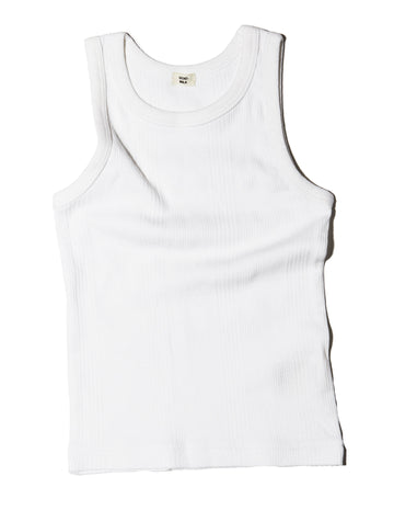 Ribbed Unisex Tank Top