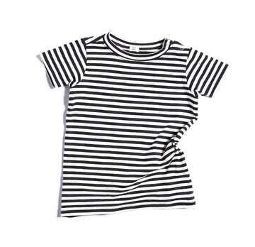 Striped Baby Tee Shirt