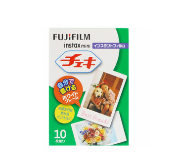 Fuji Instax Film / Single Pack 10 photos