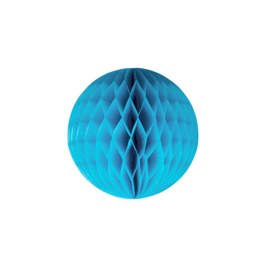Turquoise Honeycomb Ball / Small