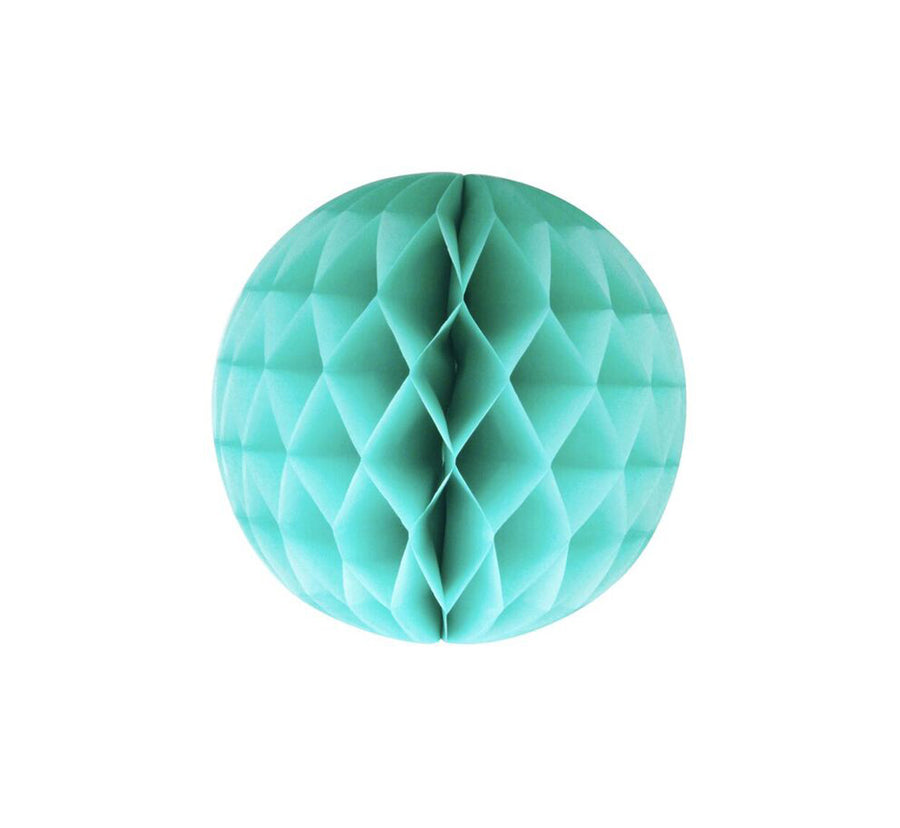 Aqua Honeycomb Ball / Medium