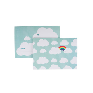 Cloud Invitations / Set of 8