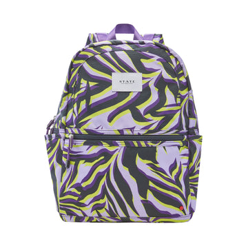 Kane Backpack / Zebra