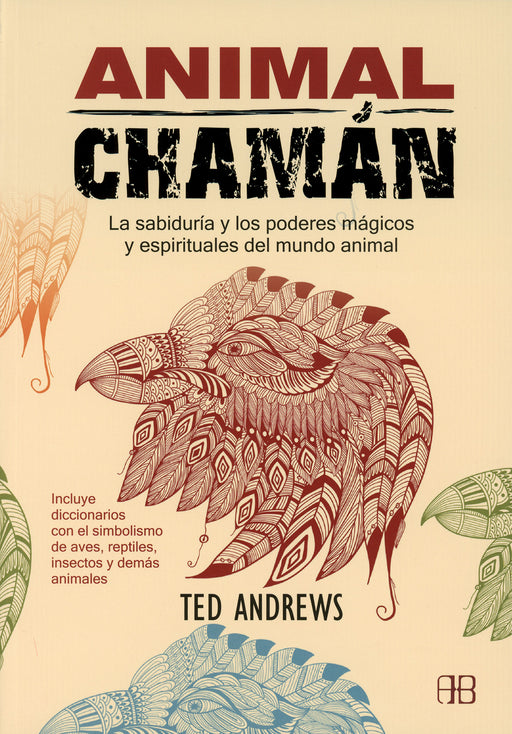Animal Chamán - Ted Andrews