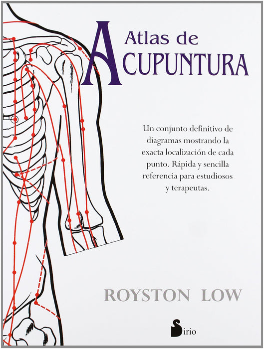 Atlas de Acupuntura - Royston Low