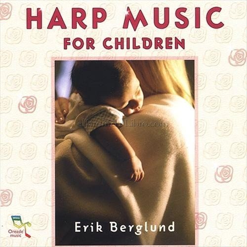 CD - Harp Music for Children (Música de Arpa Para Bebés)