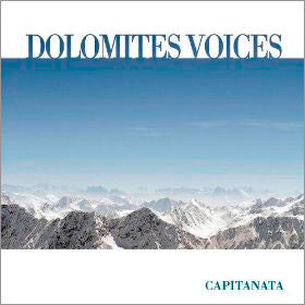 CD - Dolomites Voices Capitanata