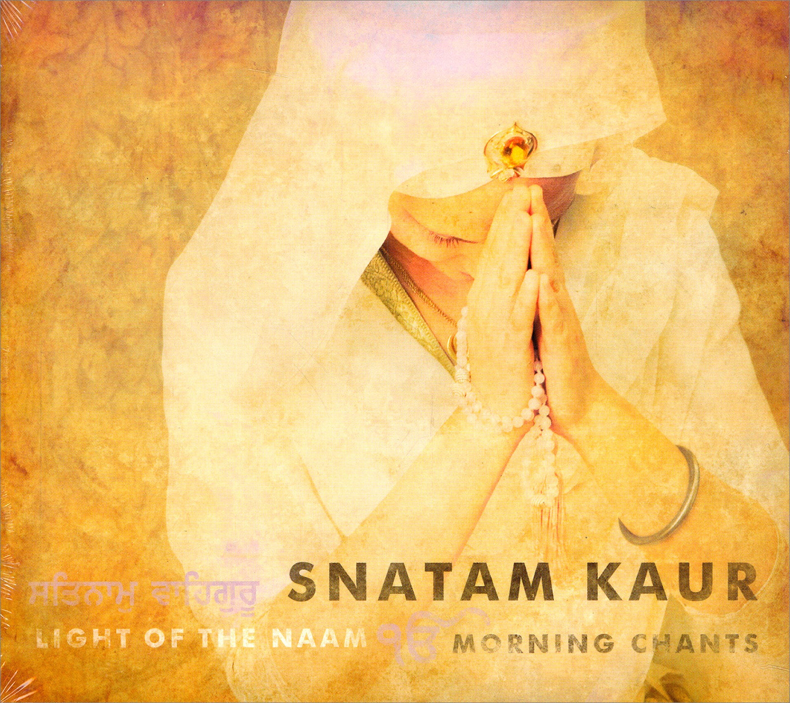 CD - Light of the Naam, Morning Chants Snatam Kaur
