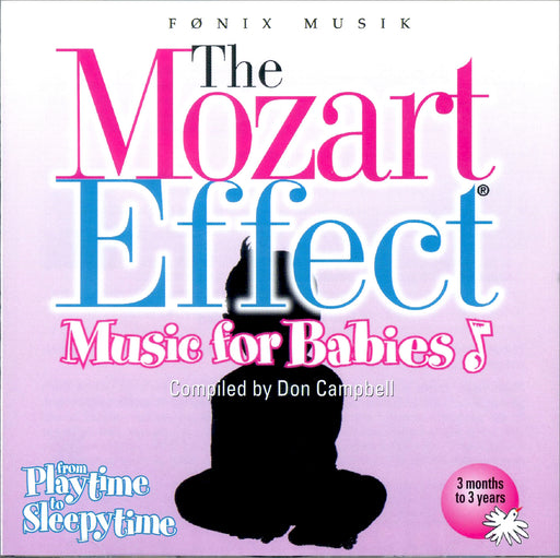 CD The Mozart Effect - From Playtime to Sleeptime Don Campbell