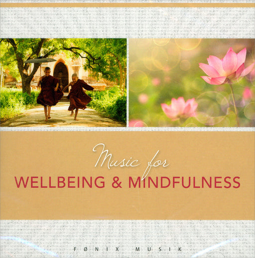 CD - Music for Wellbeing & Mindfulness Frantz Amathy