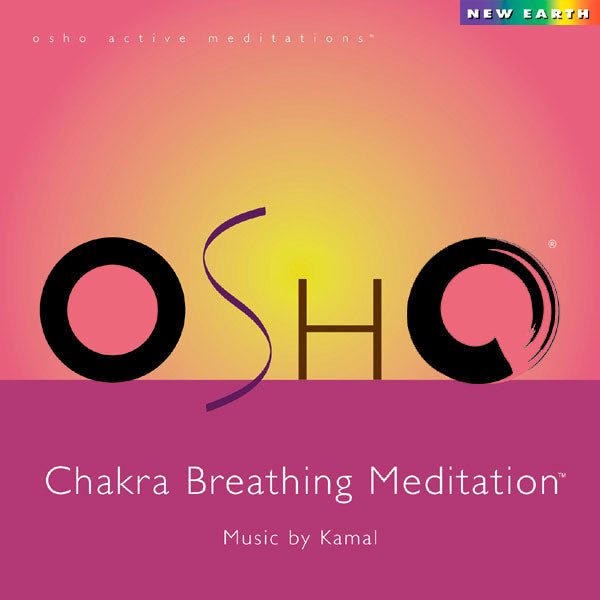 CD - Osho Chakra Breathing Meditation Kamal