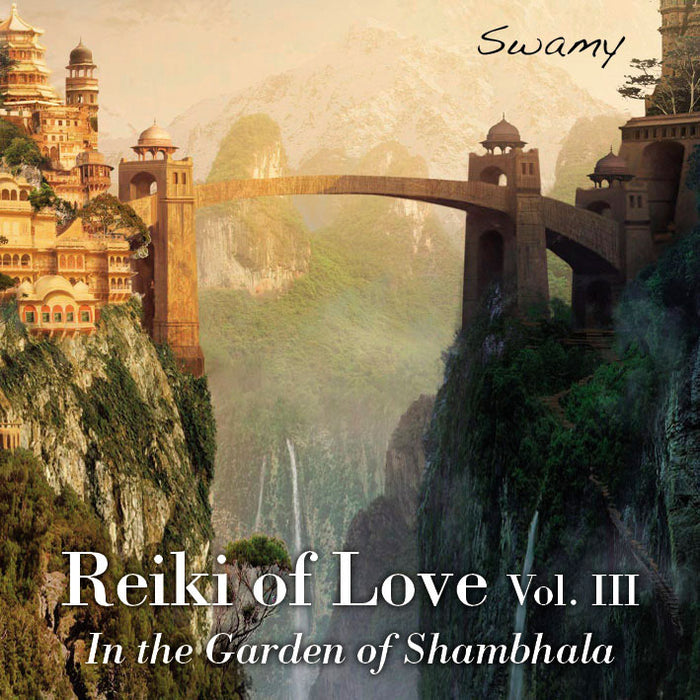 CD - Reiki of Love Vol. 3 Swamy, Capitanata