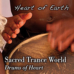 CD - Sacred Trance World Vol. 1 Heart of Earth, Capitanata