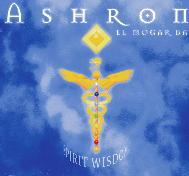 CD - Spirit Winsdom Ashrom