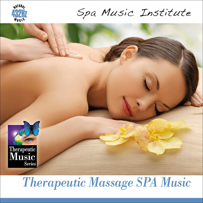 CD - Therapeutic Massage Spa Music Spa Music Institute