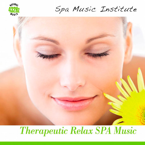 CD - Therapeutic Relax Spa Music Spa Music Institute