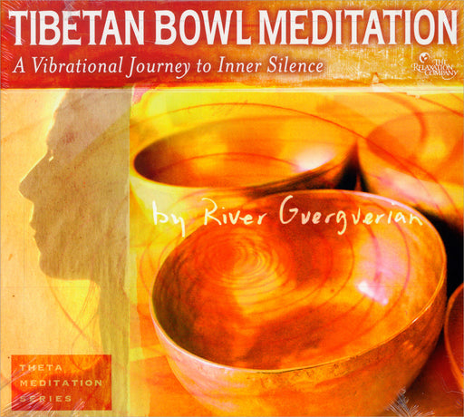 CD - Tibetan Bowl Meditation River Guerguerian