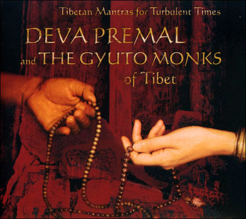 CD - Tibetan Mantras for Turbulent Times Deva Premal