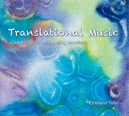 CD - Translational Music Emiliano Toso