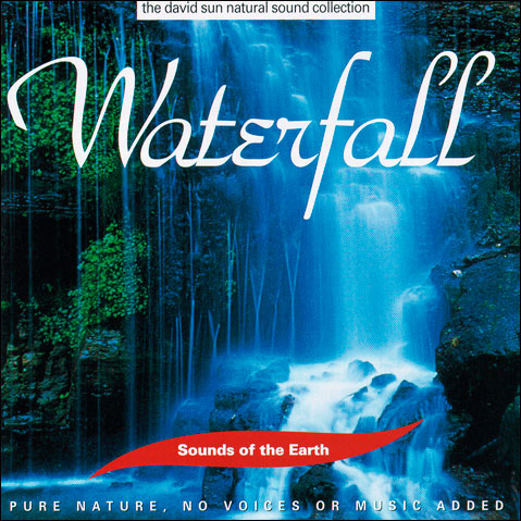 CD - Waterfall The David Sun Natural Sound Collection