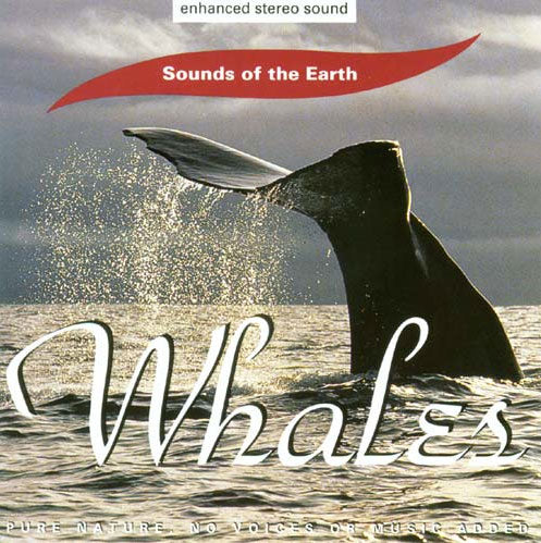 CD - Whales The David Sun Natural Sound Collection