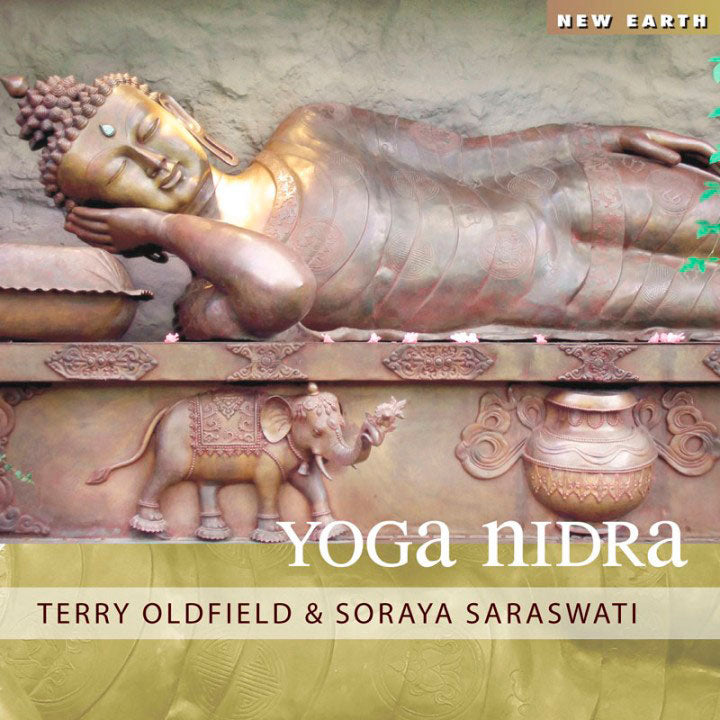 CD - Yoga Nidra Terry Oldfield, Soraya Saraswati