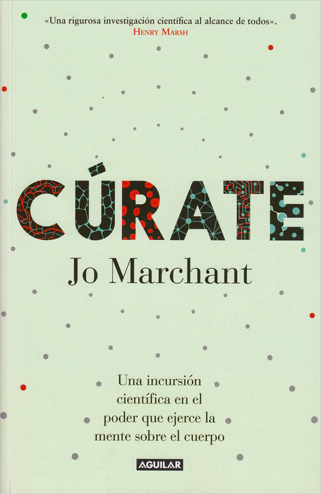 Cúrate. Jo Marchant