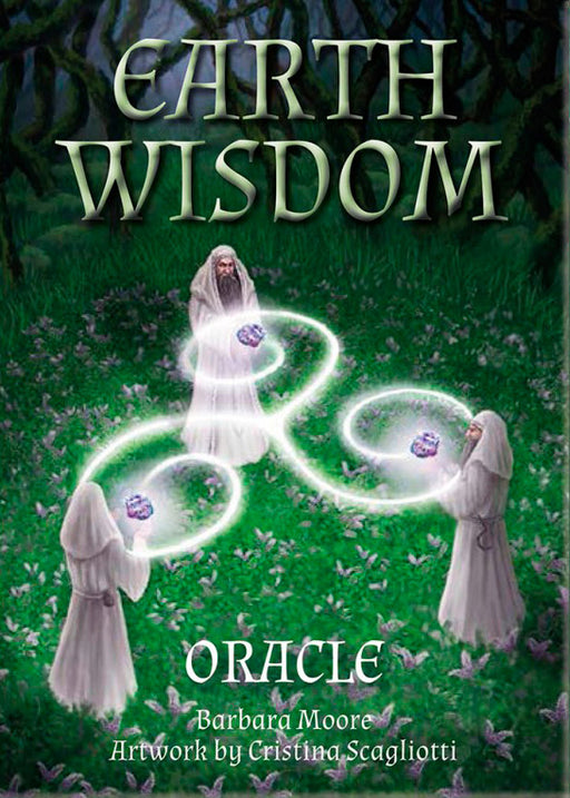 Earth Wisdom Oracle Barbara Moore, Cristina Scagliotti