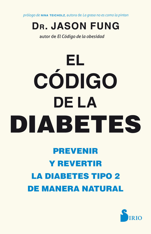 El Código de la Diabetes | Jason Fung