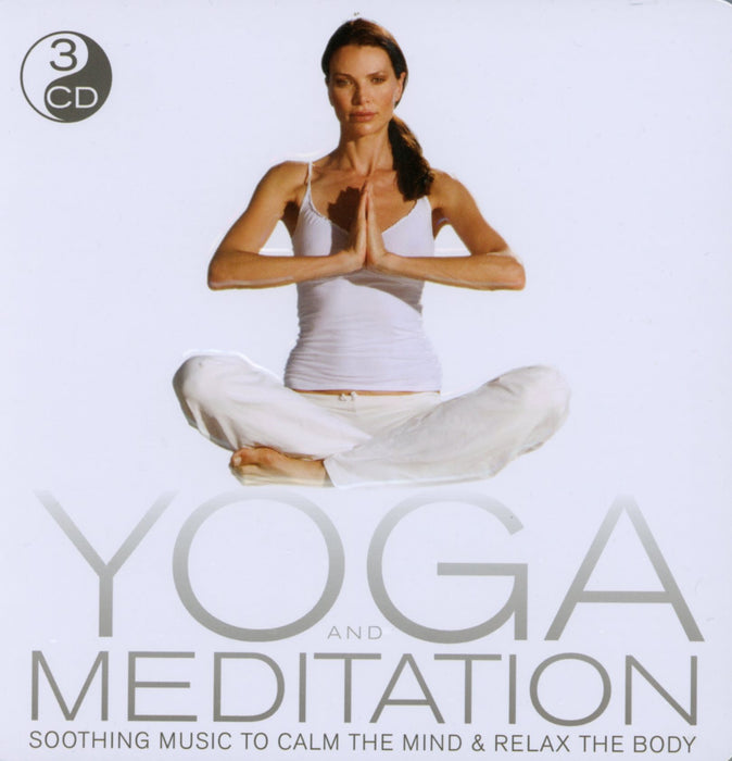 Yoga and Meditation (Estuche con 3 CD)