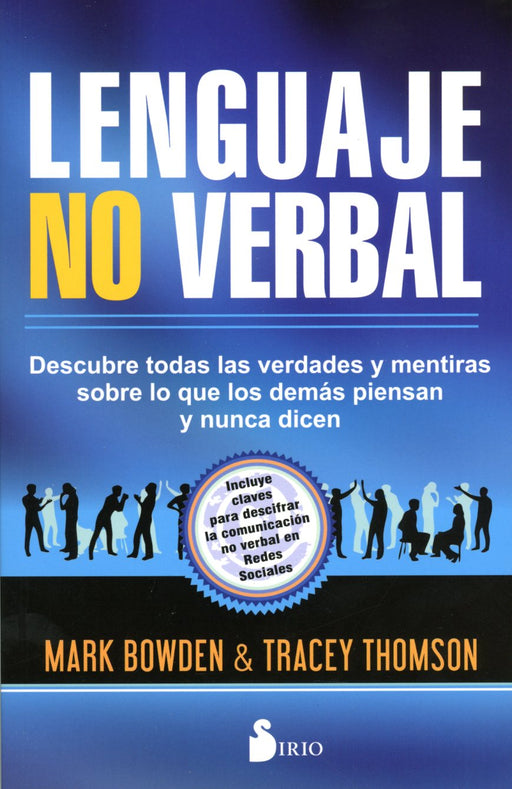 Lenguaje No Verbal - Mark Bowden & Tracey Thomson