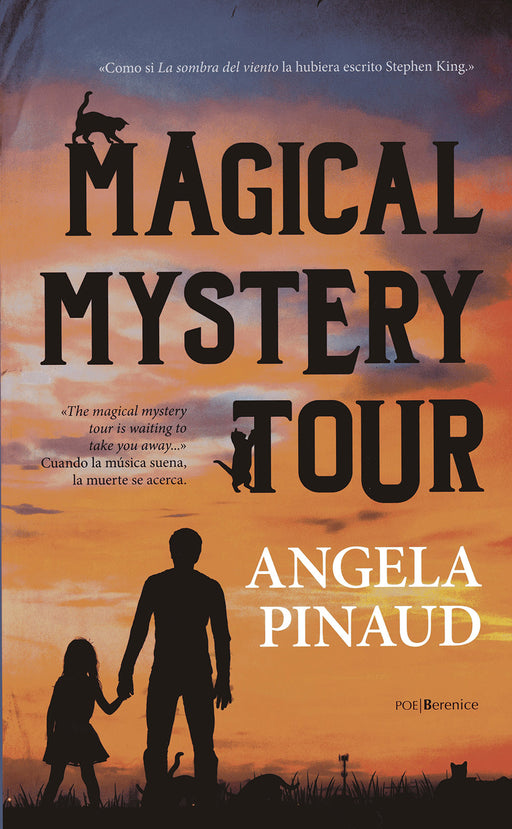 Magical Mystery Tour Angela Pinaud