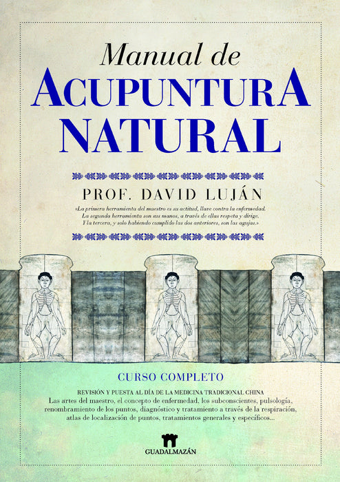 Manual de Acupuntura Natural - David Luján