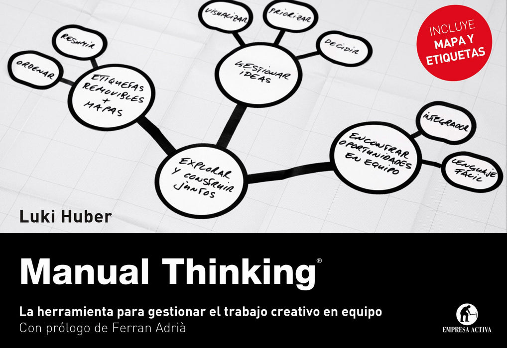Manual Thinking Luki Huber, Gerrit Jan Veldman