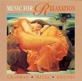 CD - Music for Relaxation